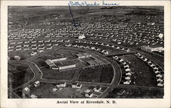 Aerial View of Riverdale