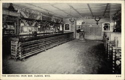 The Branding Iron Bar