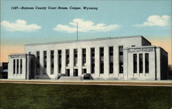 Natrona County Court House