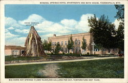 Mineral Springs Hotel Apartments and Bath House