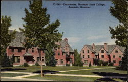 c-2549-Dormitories, Montana State College