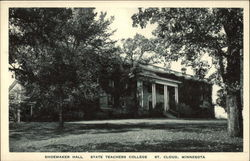 Shoemaker Hall, State Teachers College