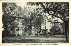 Lawrence Hall, State Teachers College