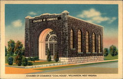 "Chamber of Commerce ""Coal House"""