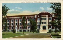 Business Administration Building, University of Oklahoma