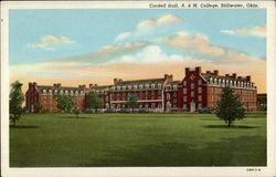 Cordell Hall, A. & M. College