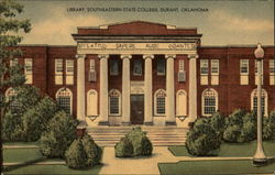 Library, Southeastern State College