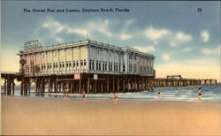 The Ocean Pier and Casino
