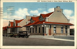 Northern Pacific & Union Depot