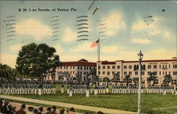 Kentucky Military Institute on Parade