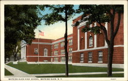 Watkins Glen High School