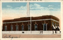 City Water Power Light Plant