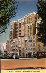 Y.W.C.A. Building, Oklahoma City, Oklahoma