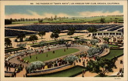 "193 The Paddock at ""Santa Anita"", Los Angeles Turf Club"