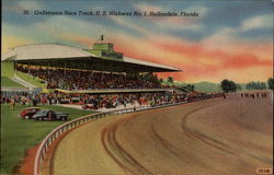 Gulfstream Race Track, U.S. Highway No. 1