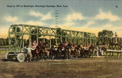 Racetrack at Saratoga Springs