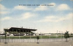 Mile High Kenel Club Track