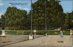 Sunset Park Tennis Courts