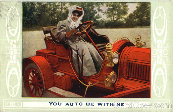 You Auto Be With Me Romance & Love Cars
