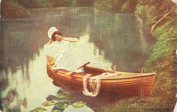 Good Bye Romance & Love Canoes & Rowboats