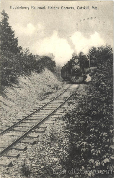 Huckleberry Railroad, Haines Corners Catskill Mountains New York