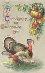 Good Wishes Thanksgiving Day