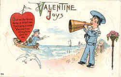 Valentine Joys - Sailor Children
