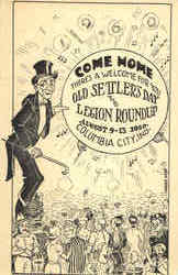 Come Home - Old Settler's Day