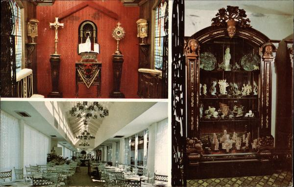 Creighton's Restaurant and Museaum of Antiques Fort Lauderdale Florida
