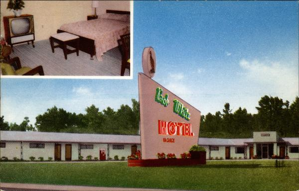 Bob White Motel Alexander City Alabama