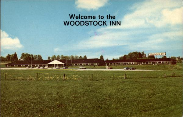 Welcome to the Woodstock Inn Canada Ontario