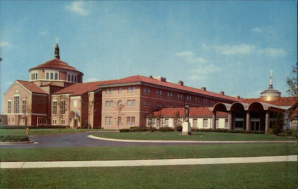 Saint Paul College Card >> Saint Joseph's Provincial House Emmitsburg, MD