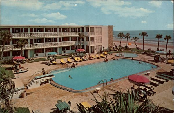 Sheraton-Daytona Beach Motor Inn Ormond/Daytona Beach Florida