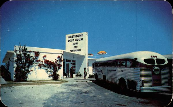 Greyhound Post House Greyhound Key Florida