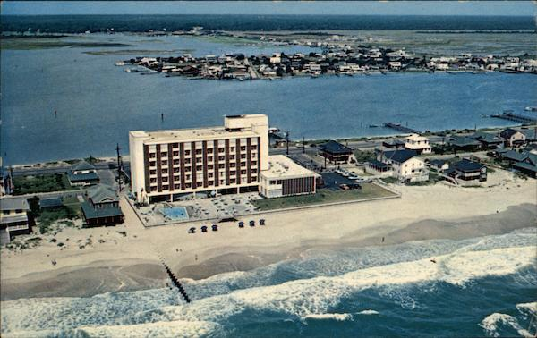 Blockade Runner Motel Hotel Wrightsville Beach North Carolina