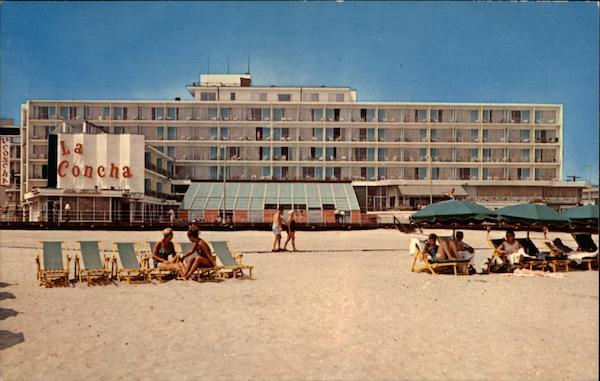 LaConcha Hotel/Motel Atlantic City New Jersey