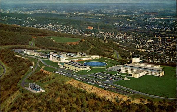 Homer Research Laboratories Bethlehem Pennsylvania