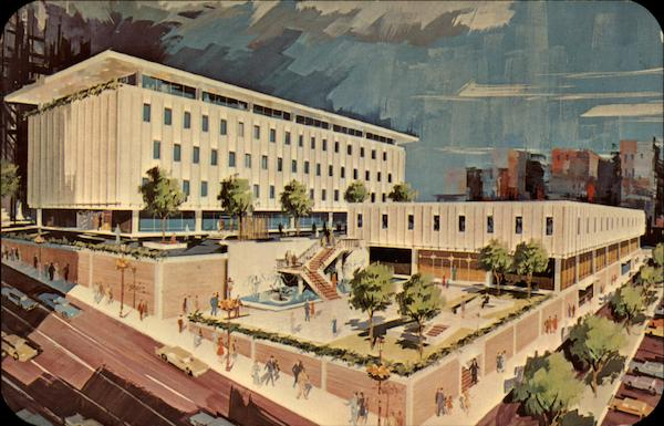 City Hall - Completed 1964 Allentown Pennsylvania