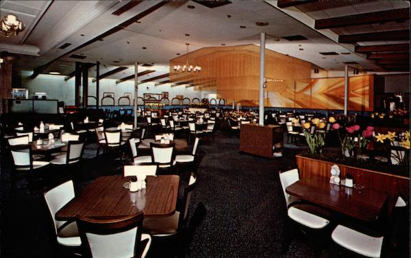 Percy Brown's Cafeteria/Restaurant Whitehall Pennsylvania
