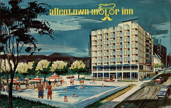 Allentown Motor Inn Pennsylvania