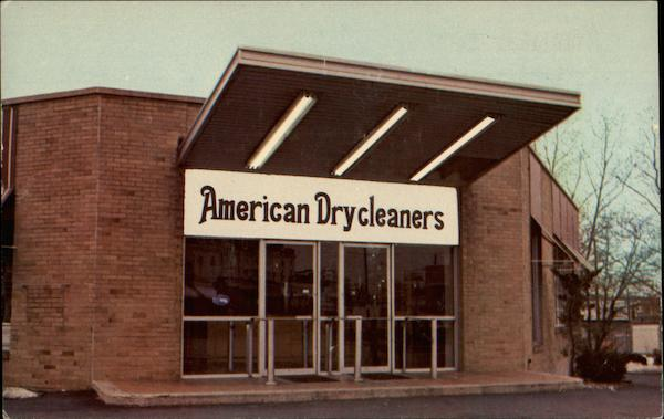 American Drycleaners Pennsylvania Advertising
