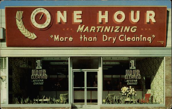 One Hour Martinizing Dry Cleaning Allentown Pennsylvania