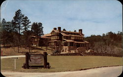 Game Lodge Hotel in Custer State Park