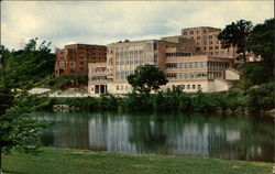 Hillcrest Men's Dormitory, State University of Iowa