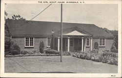 The Girl Scout House