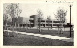 Community College Postcard