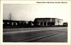 Patapsco Senior High School Postcard