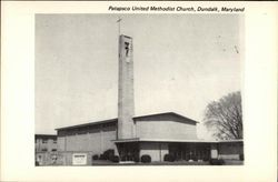 Patapsco United Methodist Church Postcard