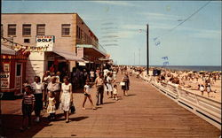 The Beach and Boardwalk are a never-ending source of pleasure and recreation