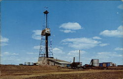 North Dakota's First OIl Well